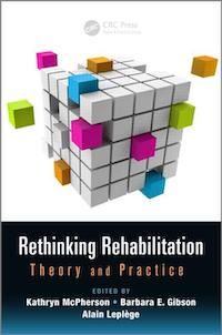 Rethinking Rehabilitation book cover