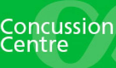 Concussion Centre Button