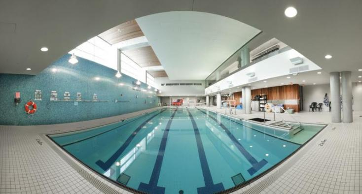 Cover picture of the pool