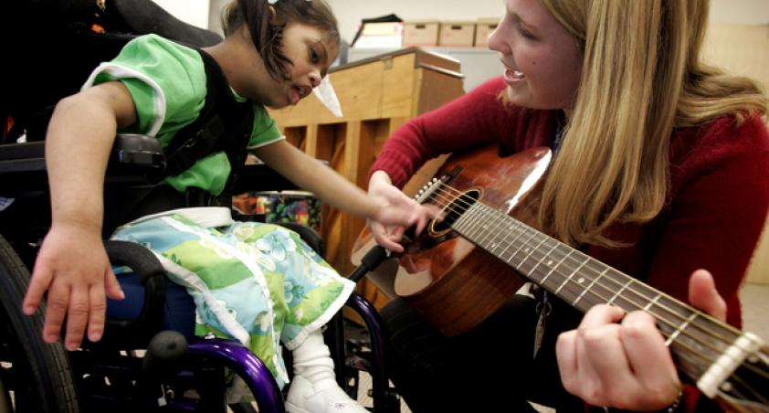 Music therapy supports many hospital treatments and research studies
