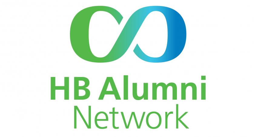 logo for HB Alumni Network