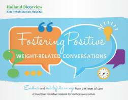 Weight-Related Conversations Knowledge Translation Casebook