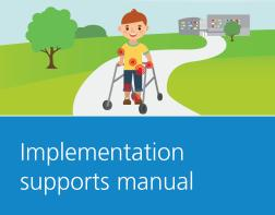 Implementation Supports Manual